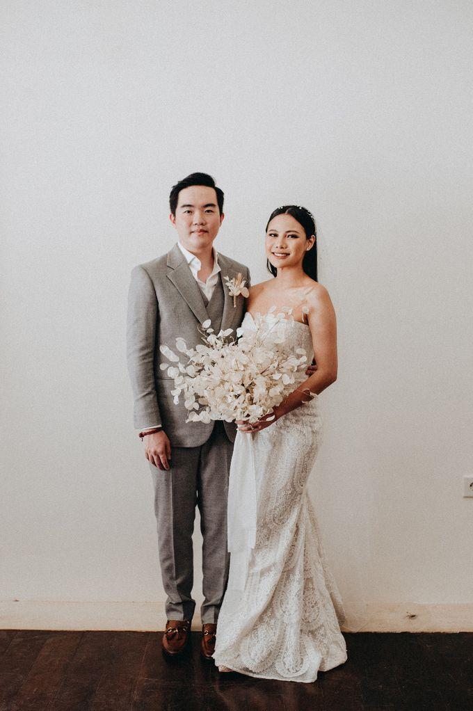 Vinna Gracia & Calvin Wiselim by Bramanta Wijaya Sposa - 002