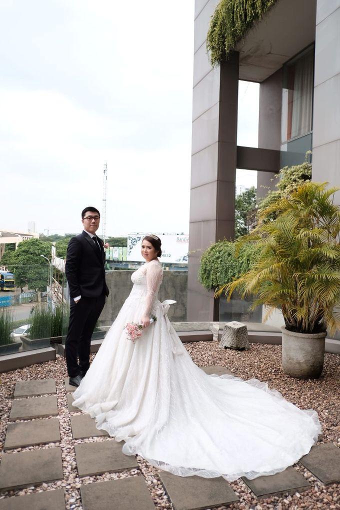 Wedding Of Edgar & Nerissa by Elina Wang Bridal - 004