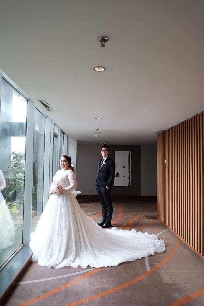 Wedding Of Edgar & Nerissa by Elina Wang Bridal - 001
