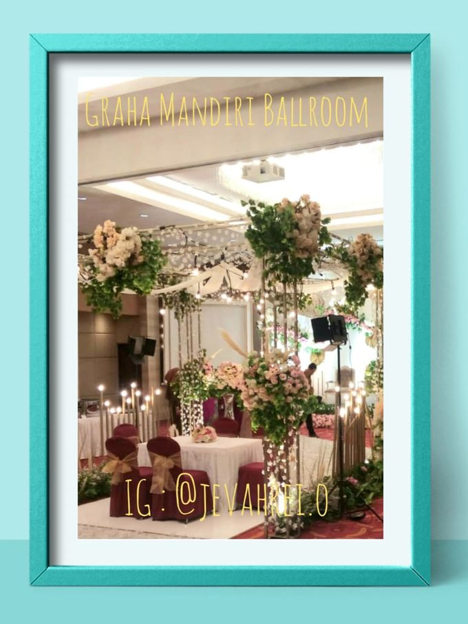 @Graha Mandiri Ballroom by Jevahrei (Menara BTN, Graha Mandiri, UNTAR) - 031