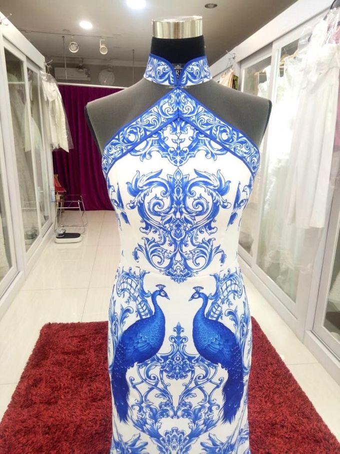 Cheongsam Dress by D BRIDE - 003