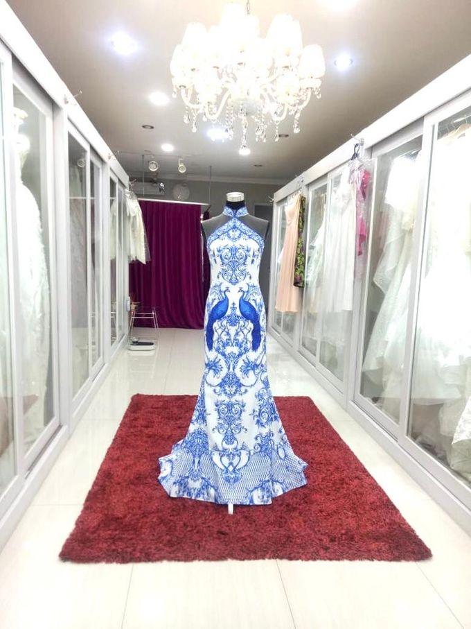 Cheongsam Dress by D BRIDE - 001