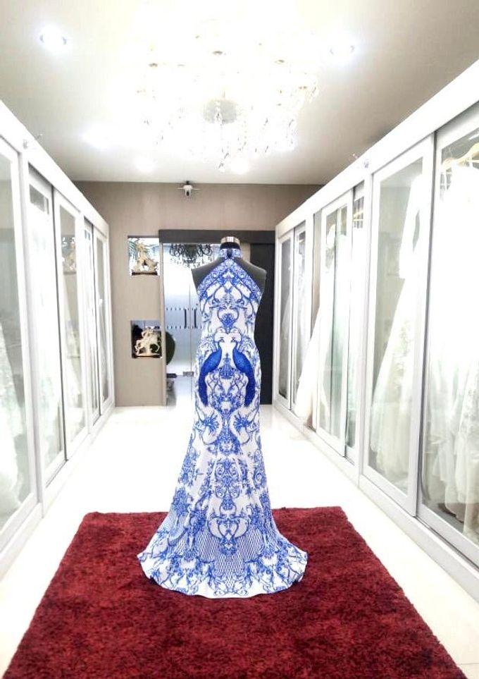 Cheongsam Dress by D BRIDE - 002