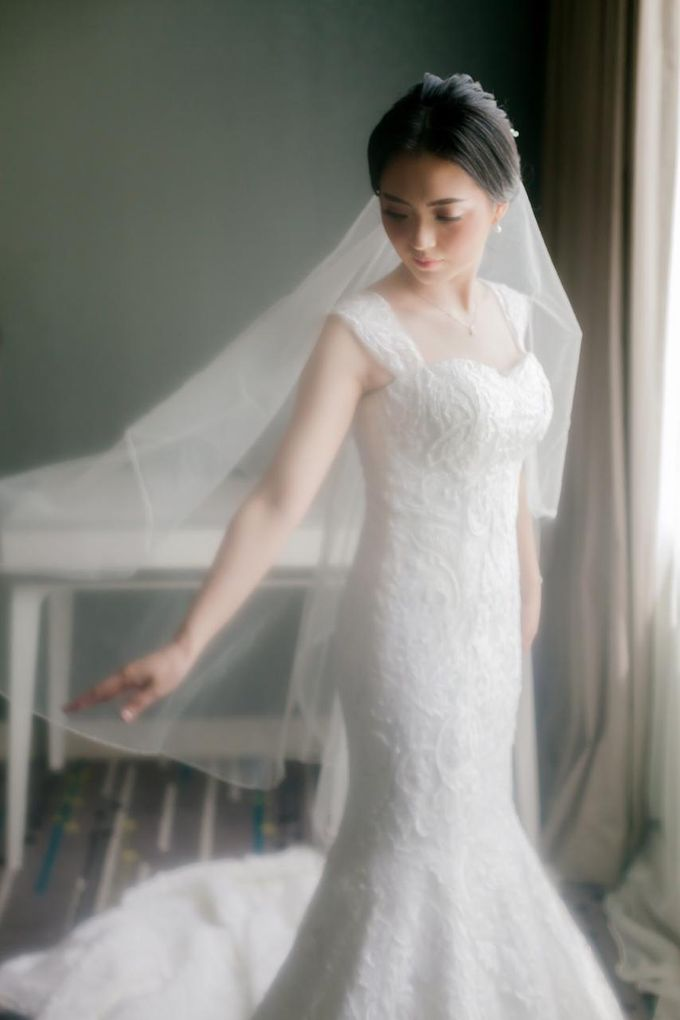 Wedding Of Steven & Riany by Elina Wang Bridal - 004