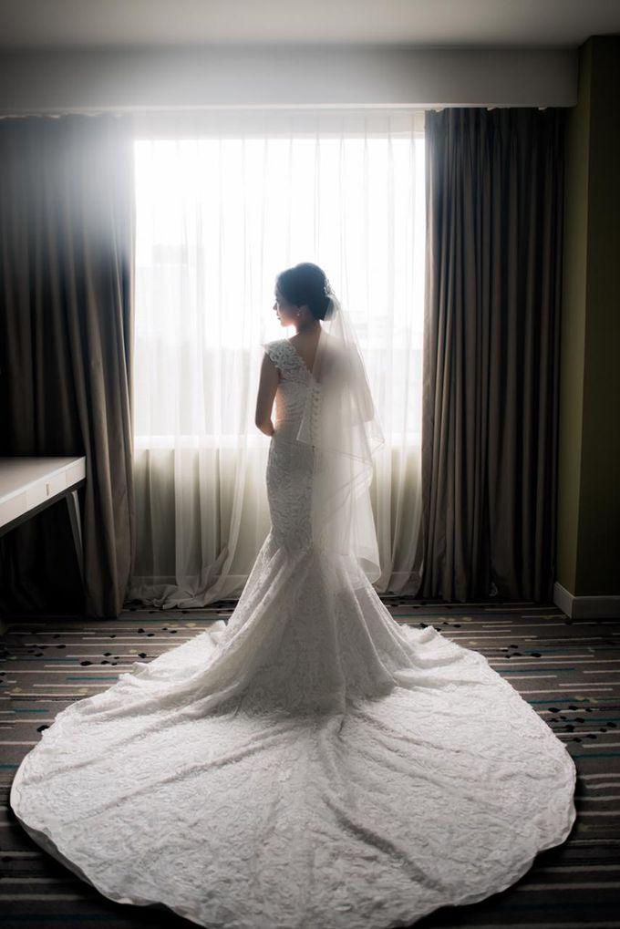 Wedding Of Steven & Riany by Elina Wang Bridal - 003