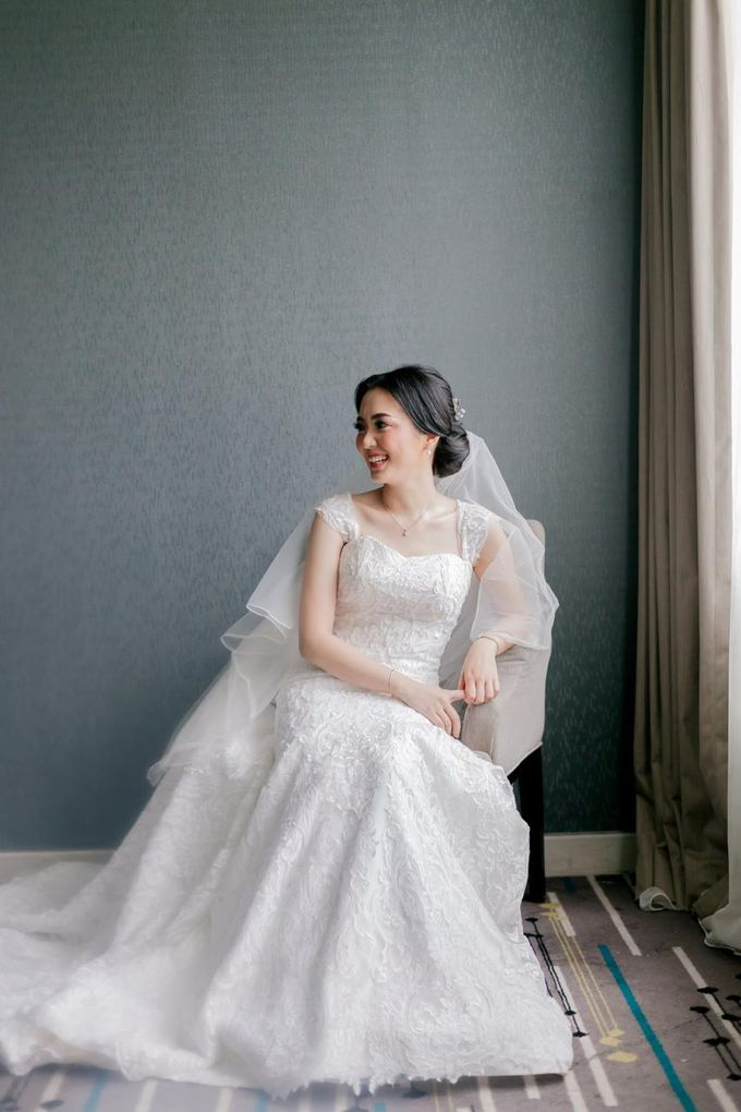 Wedding Of Steven & Riany by Elina Wang Bridal - 001