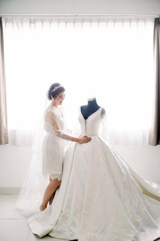 Toto And Natalia Wedding by DESPRO Organizer - 001