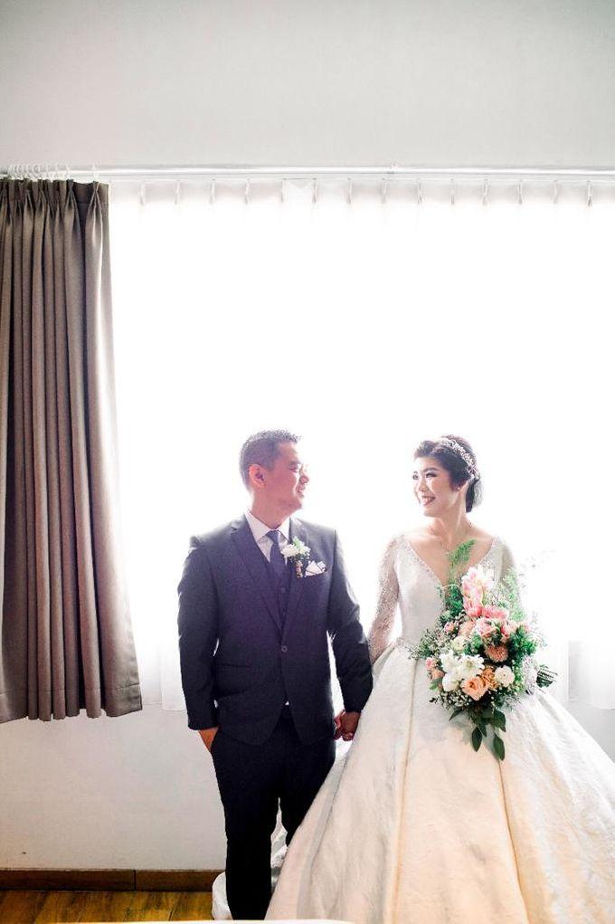 Toto And Natalia Wedding by DESPRO Organizer - 010