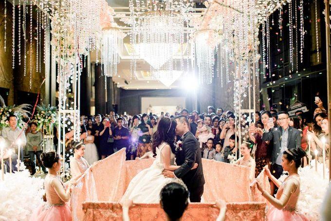 Toto And Natalia Wedding by DESPRO Organizer - 027