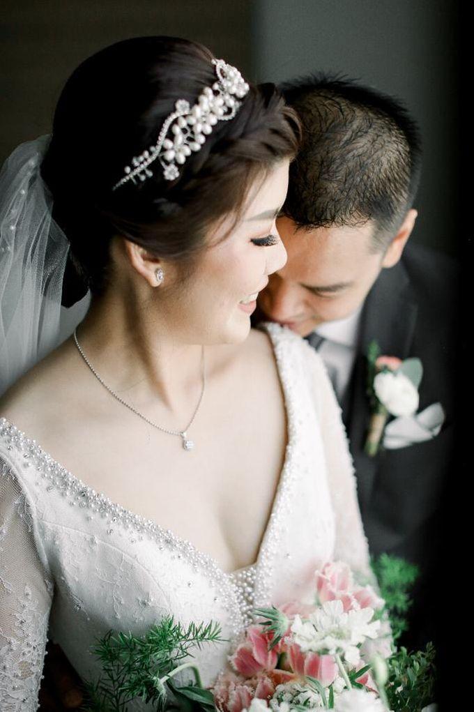 Toto And Natalia Wedding by DESPRO Organizer - 033