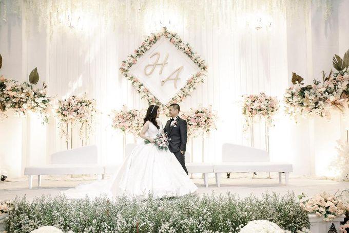 Toto And Natalia Wedding by DESPRO Organizer - 023