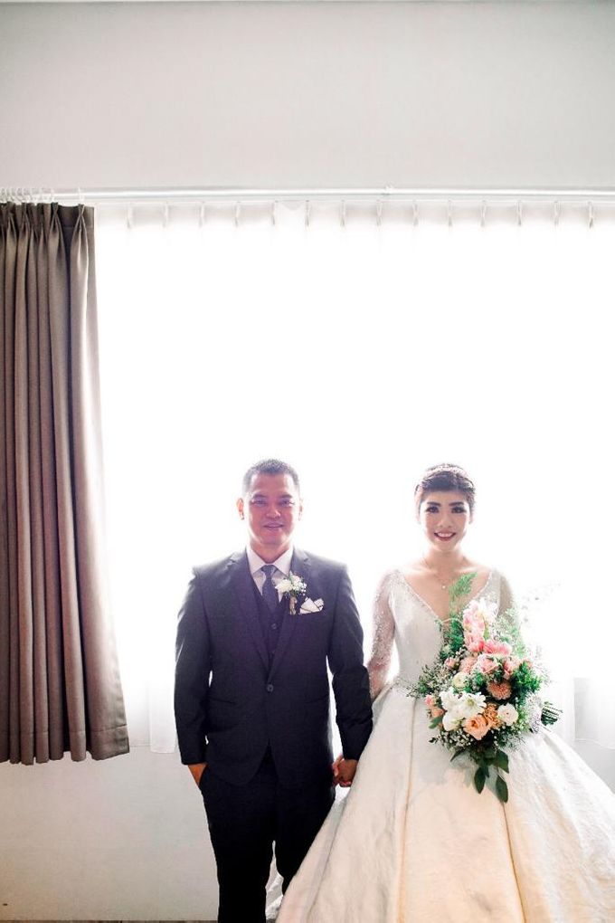 Toto And Natalia Wedding by DESPRO Organizer - 007