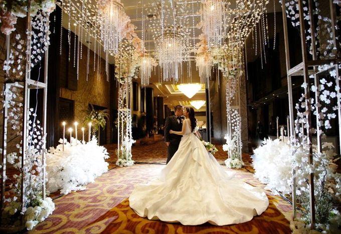 Toto And Natalia Wedding by DESPRO Organizer - 021