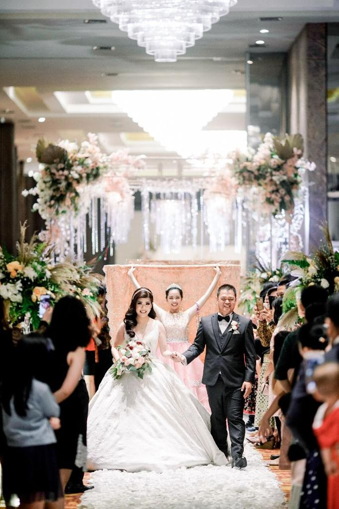 Toto And Natalia Wedding by DESPRO Organizer - 025