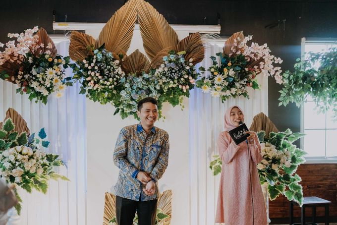 MC Engagement Hesty & Bhustamy by Halo Ika - 006