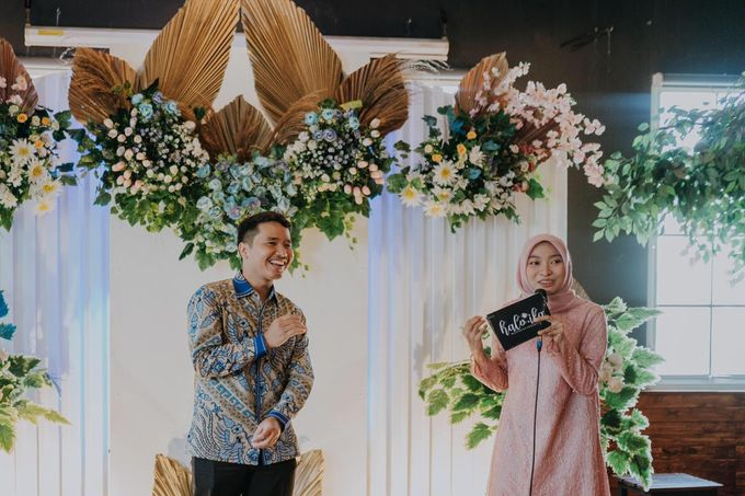 MC Engagement Hesty & Bhustamy by Halo Ika - 008