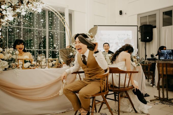 Abi And Kezia Wedding by DESPRO Organizer - 017