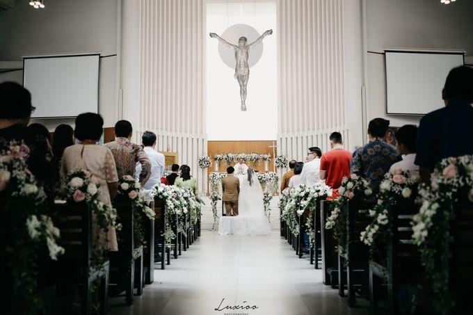 Abi And Kezia Wedding by DESPRO Organizer - 015