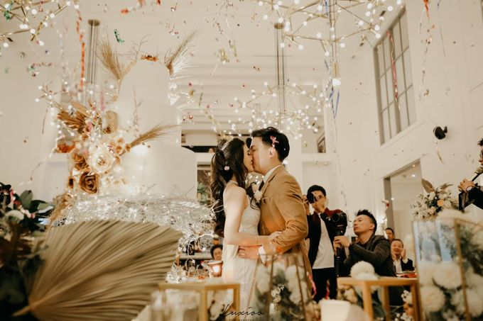 Abi And Kezia Wedding by DESPRO Organizer - 016