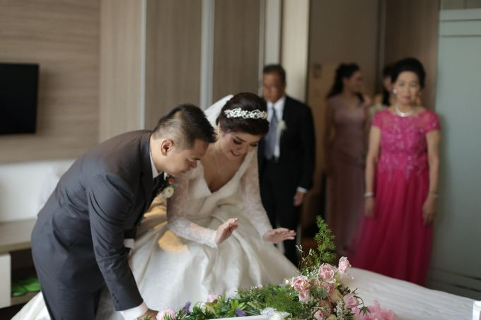 Toto And Natalia Wedding by DESPRO Organizer - 034