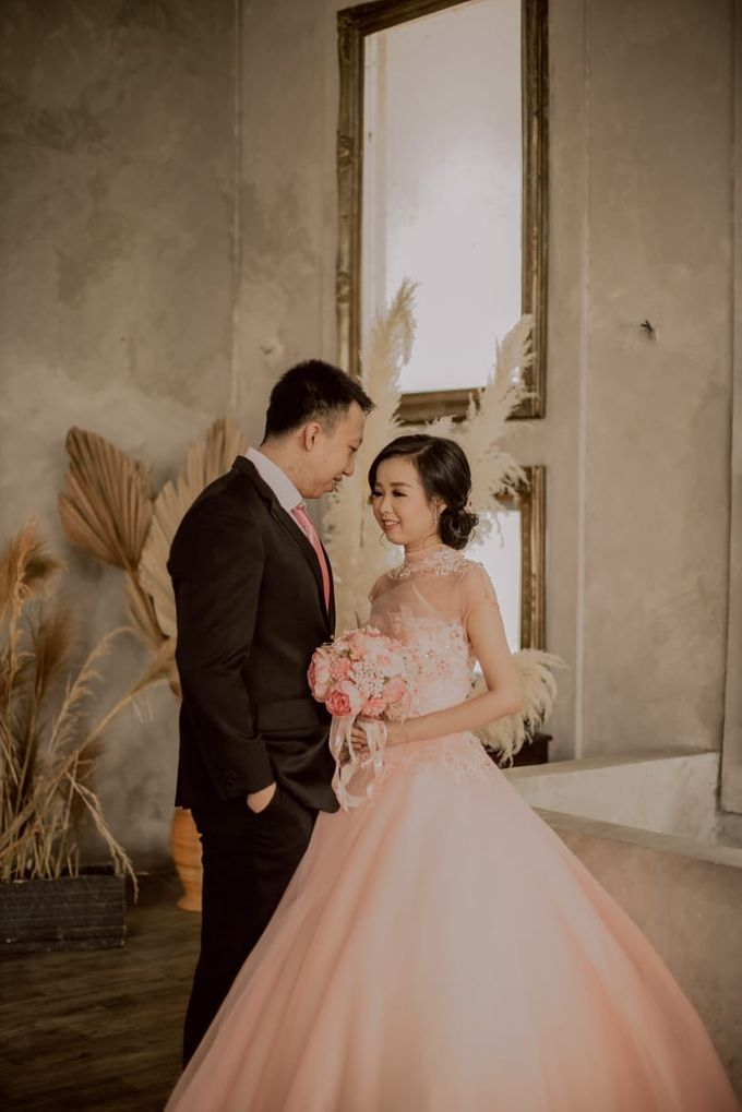 pre-wedding of Novi & Adhit by D BRIDE - 004