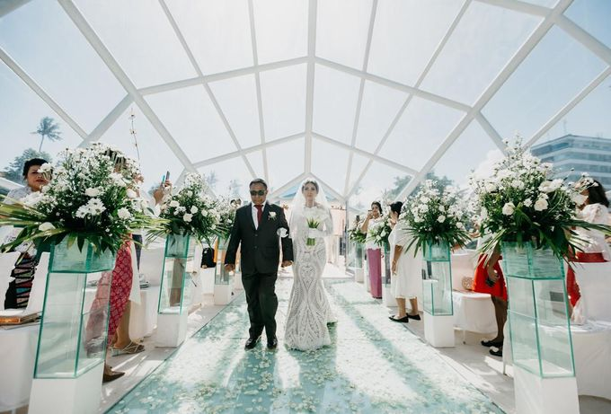 Diamond chapel At sanur by Double Happiness Wedding Organizer - 006
