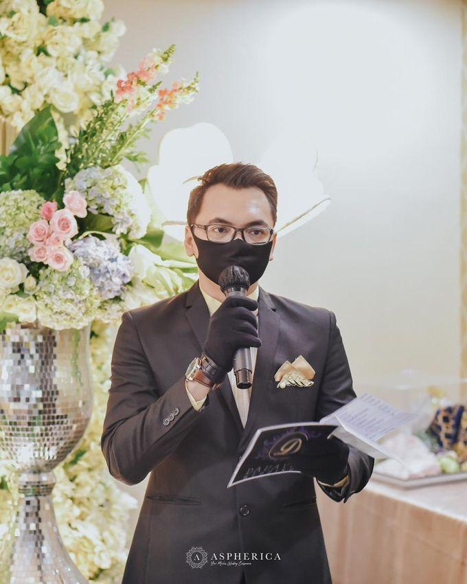 The New Normal Wedding Of Winda & Rizal by HENRY BRILLIANTO - 002