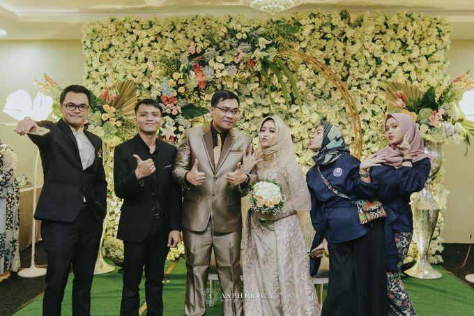 The New Normal Wedding Of Winda & Rizal by HENRY BRILLIANTO - 003