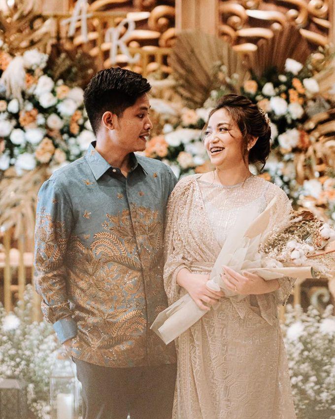 Allysa Riyandi Engagement by Chandira Wedding Organizer - 034