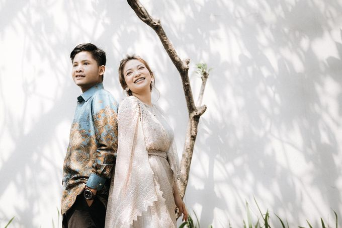 Allysa Riyandi Engagement by Chandira Wedding Organizer - 024