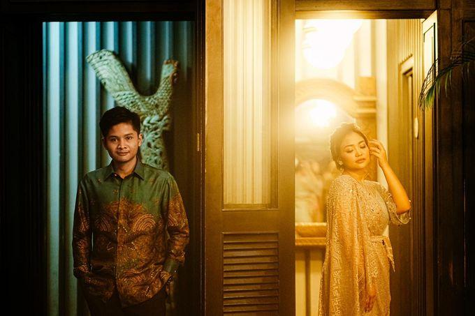 Allysa Riyandi Engagement by Chandira Wedding Organizer - 016