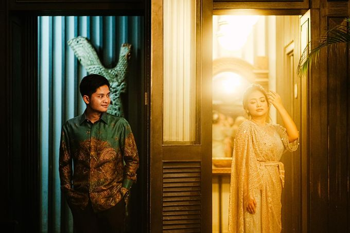 Allysa Riyandi Engagement by Chandira Wedding Organizer - 003