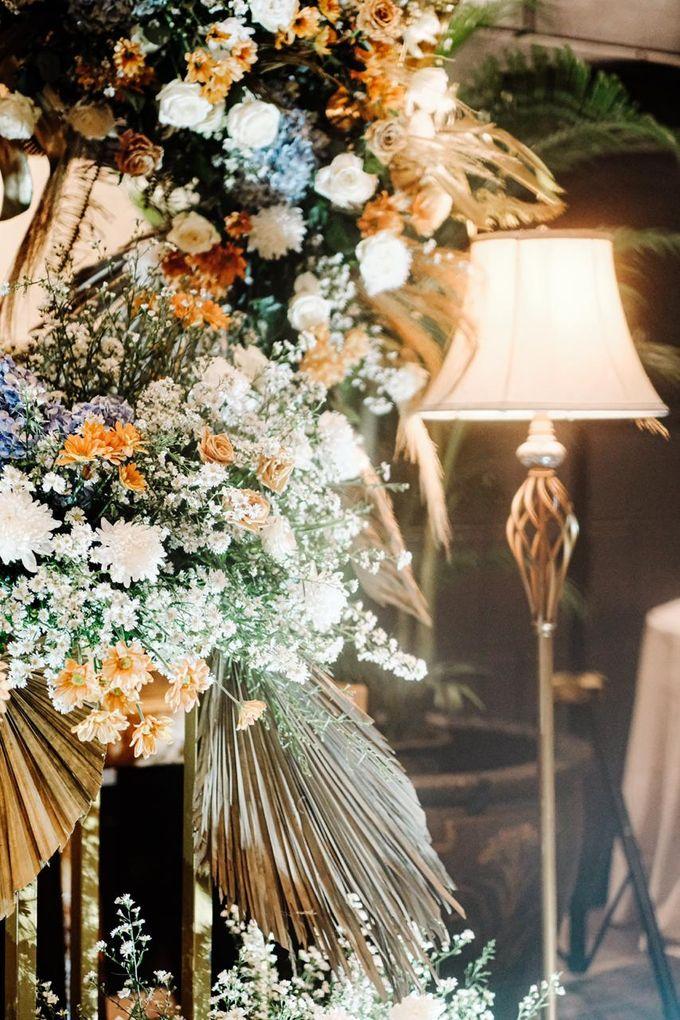 Allysa Riyandi Engagement by Chandira Wedding Organizer - 047