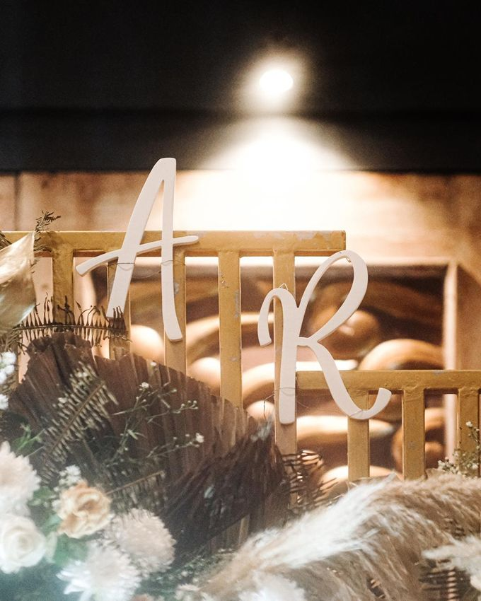 Allysa Riyandi Engagement by Chandira Wedding Organizer - 015
