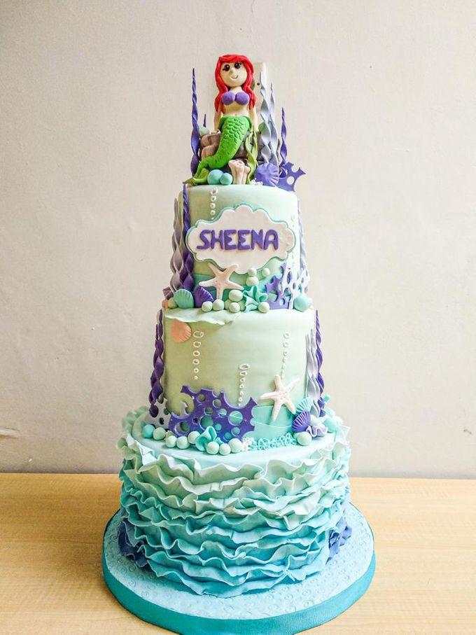 Birthday Cake by FOREVER CAKE - 009