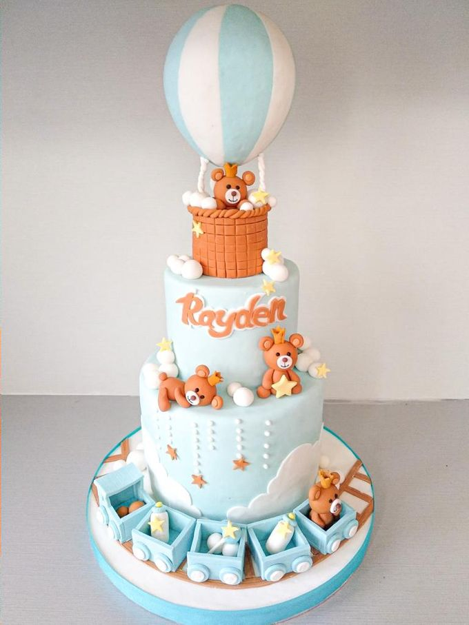Birthday Cake by FOREVER CAKE - 007