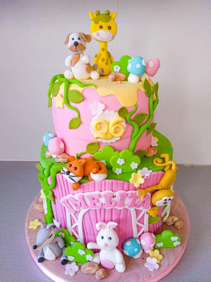 Birthday Cake by FOREVER CAKE - 005