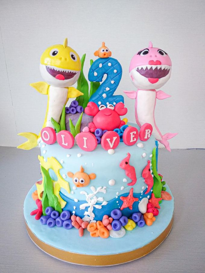 Birthday Cake by FOREVER CAKE - 006
