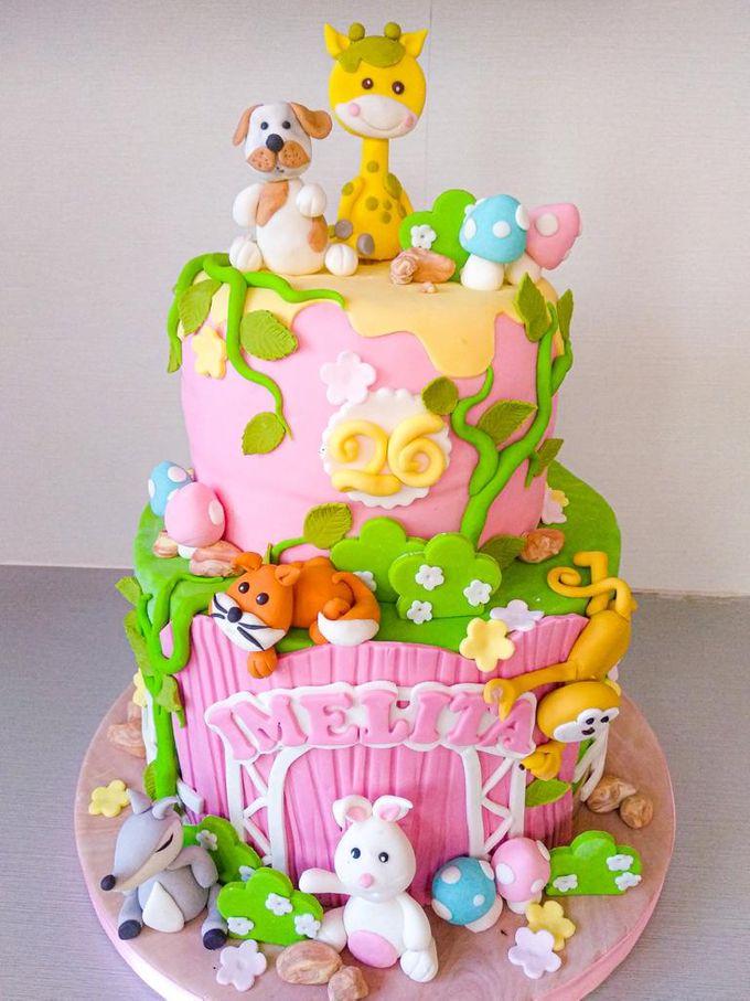 Birthday Cake by FOREVER CAKE - 003