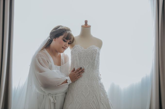 Andri & Gladys Wedding by House Of Lea Bridal - 001