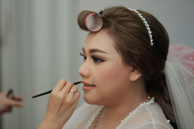 Andri & Gladys Wedding by House Of Lea Bridal - 003