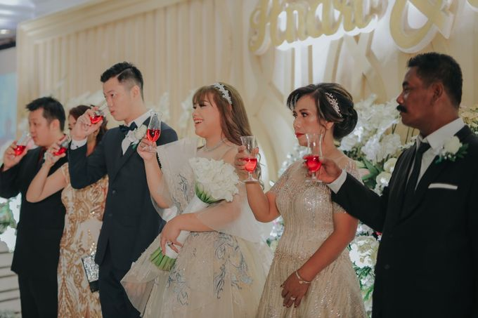 Andri & Gladys Wedding by BUKIT DARMO GOLF SURABAYA - 004