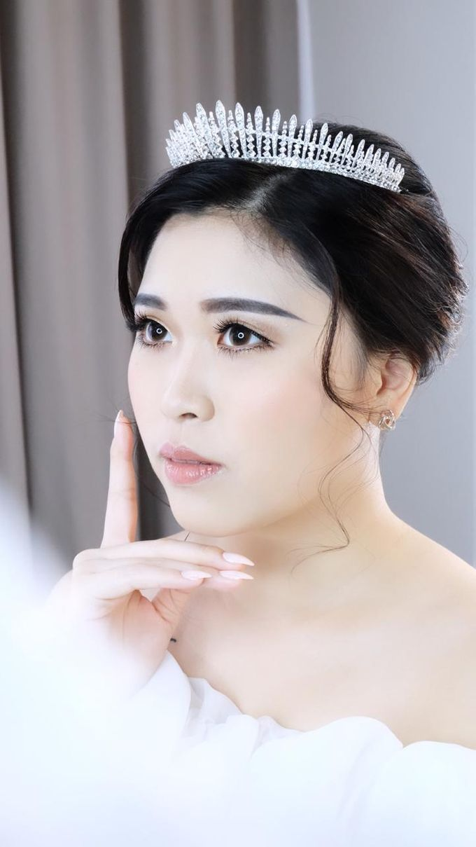 Bride Look by Alexandra Makeup Artist - 005