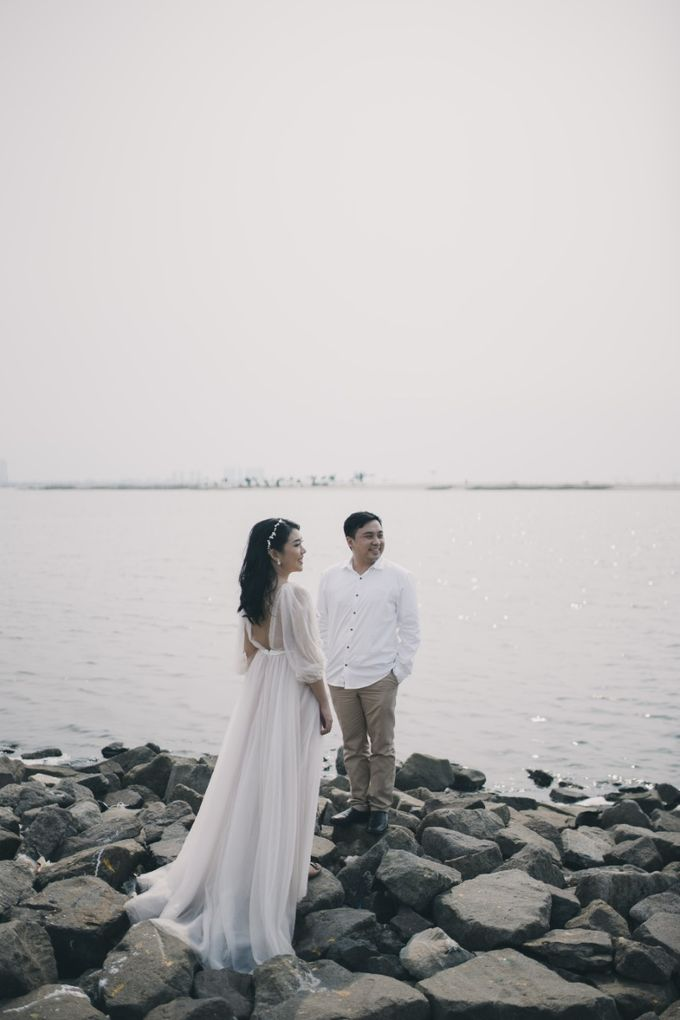 Mikidana & Erica Prewed Session by Elina Wang Bridal - 003