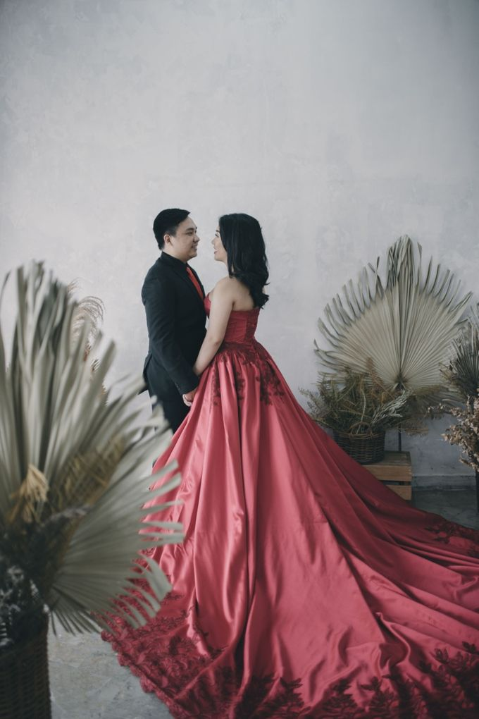 Mikidana & Erica Prewed Session by Elina Wang Bridal - 004