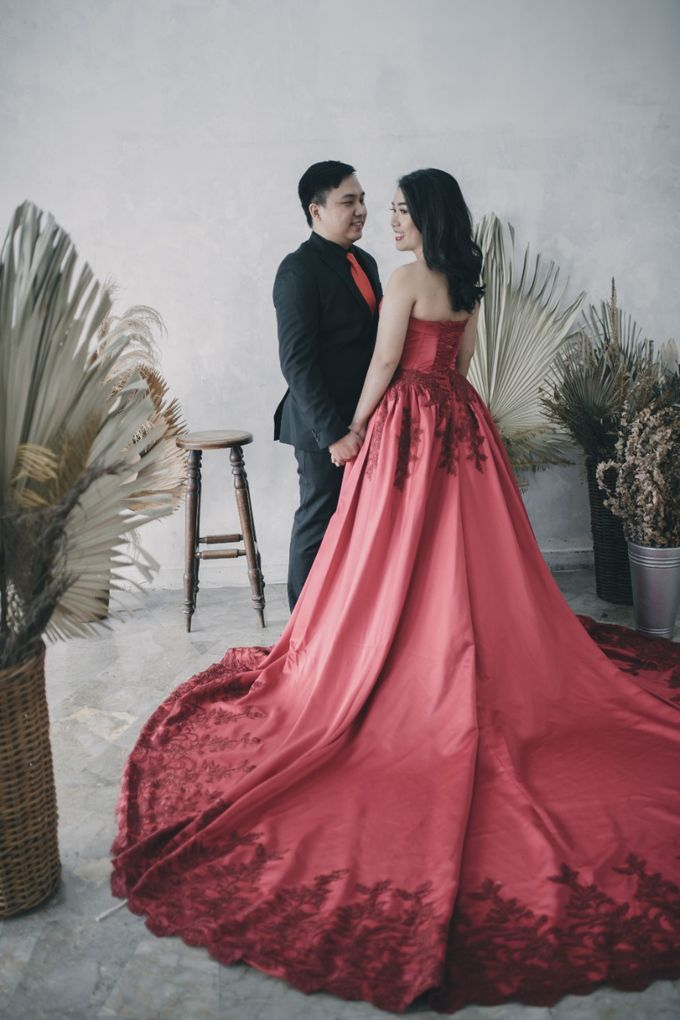 Mikidana & Erica Prewed Session by Elina Wang Bridal - 006