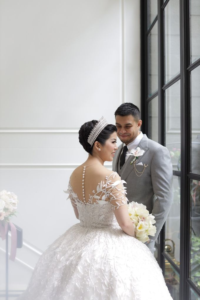 Wedding Of Kenny & Disa by Priscilla Myrna - 001