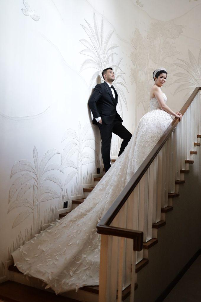 Wedding Of Kenny & Disa by Priscilla Myrna - 007