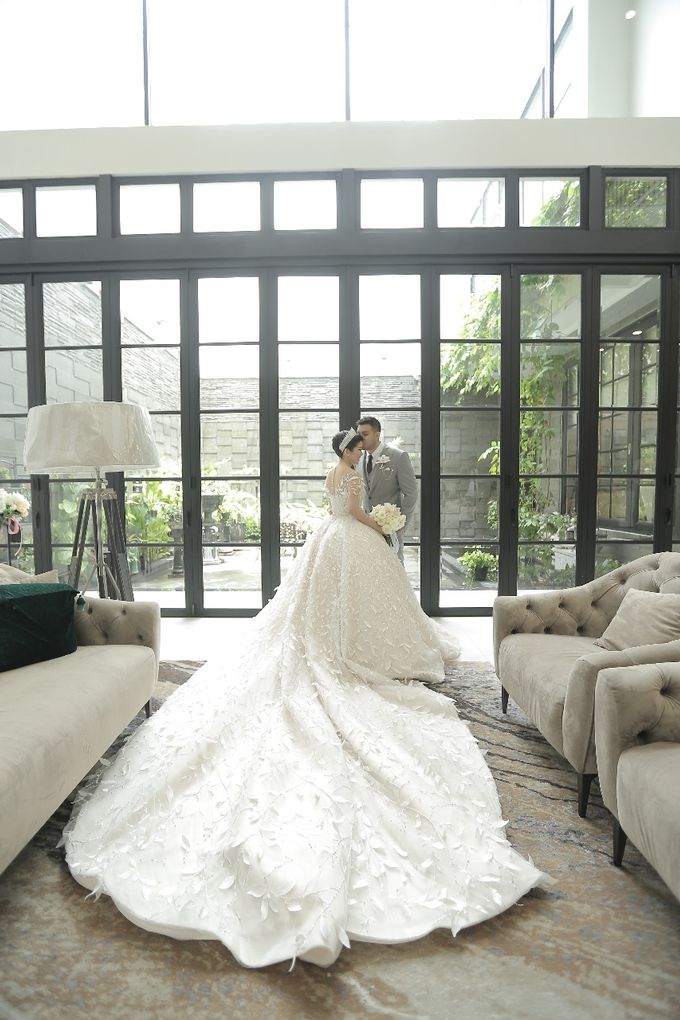 Wedding Of Kenny & Disa by Eugene & Friends - 007