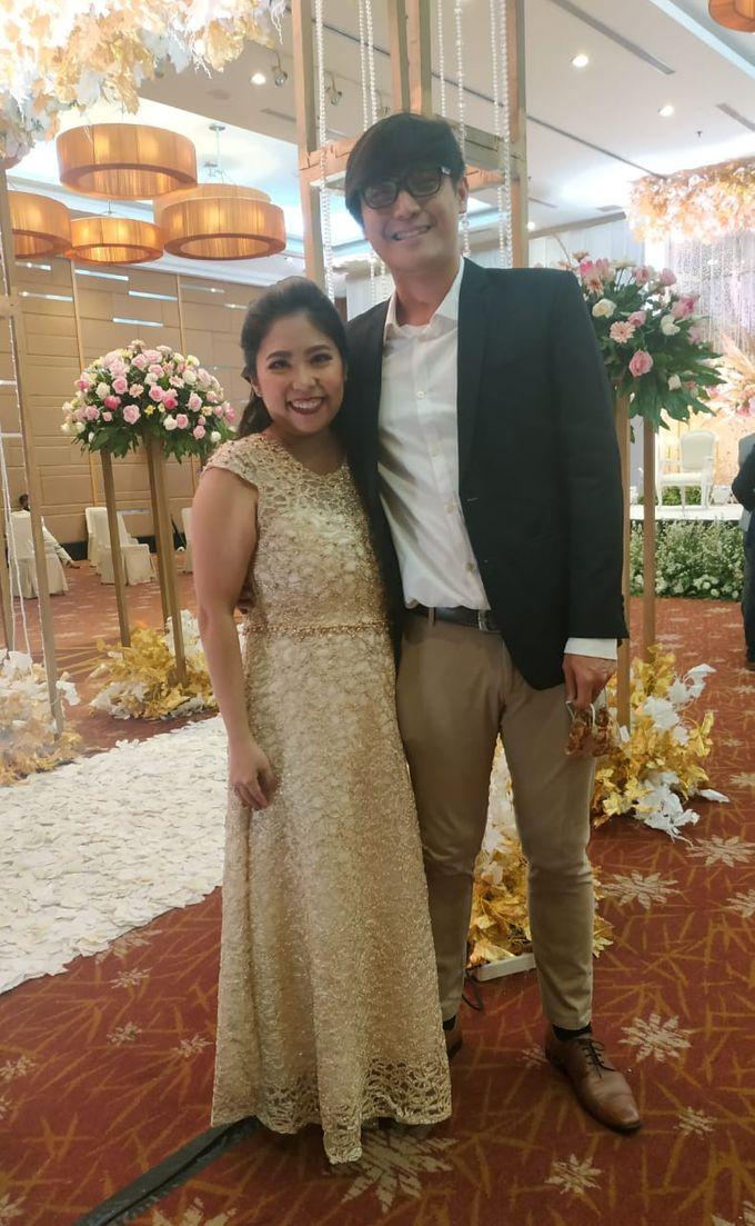 Sewa Gaun Dress Mama Sister Prewedding by Golden Phoenix Rent Gown - 029